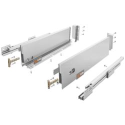 GTV- AXIS szuflada biała średnia L-500mm - DAC-TER akcesoria
