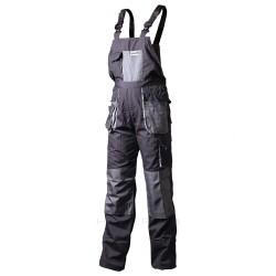 HOGERT Spodnie robocze z szelkami rozmiar LD DAC TER