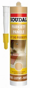 SOUDAL-kit do parkietu BUK 300ml