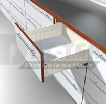 BLUM-METABOX L-400 (H-150) 320H4000C
